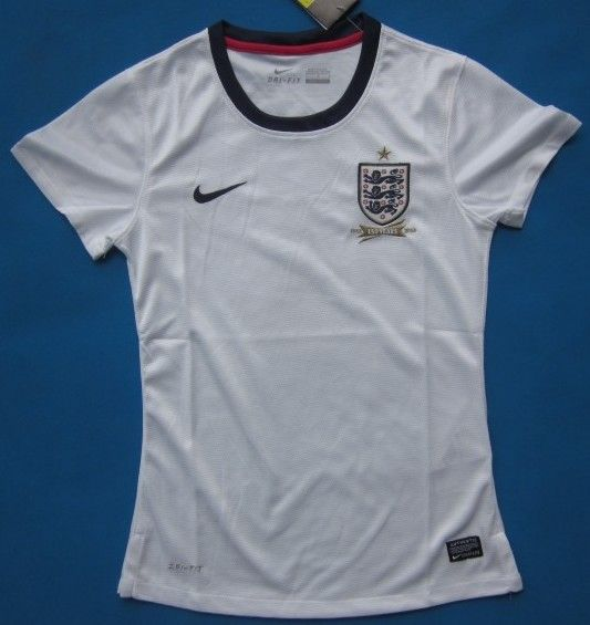 Selección de Inglaterra 2013/2014 Mujer [101] - €16.87 : Camisetas de futbol baratas online!