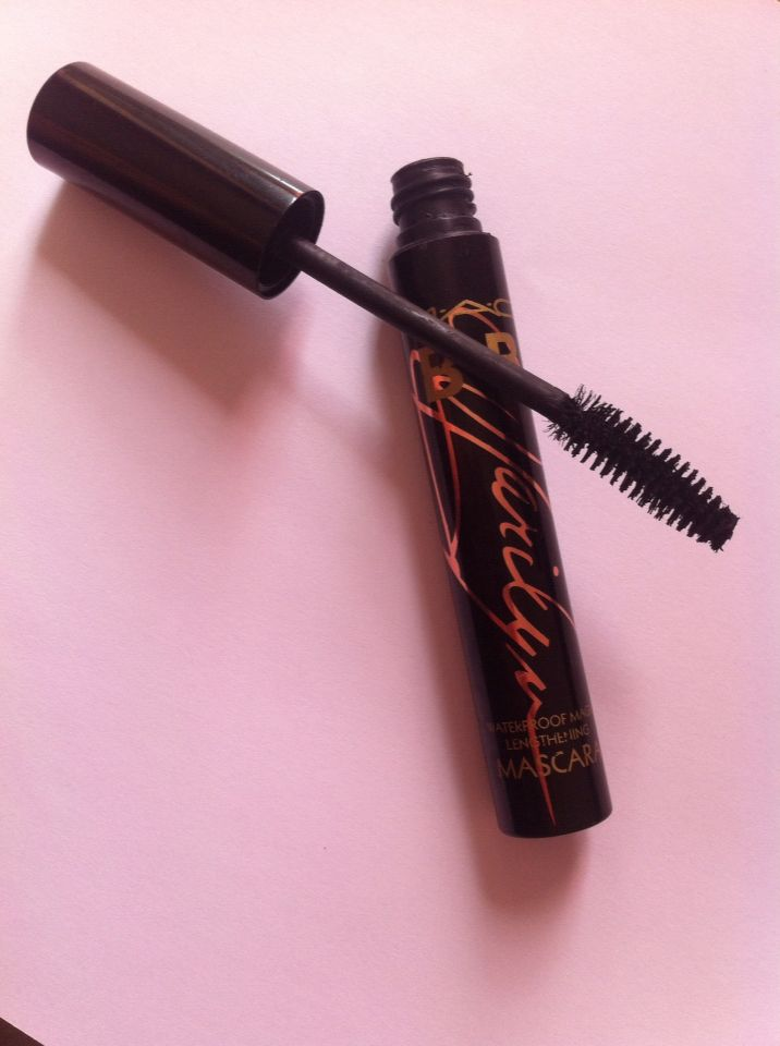 MAC-B.B- waterproof magic lengthening mascara