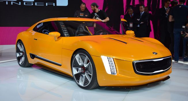 Kia to launch affordable sports car by 2020