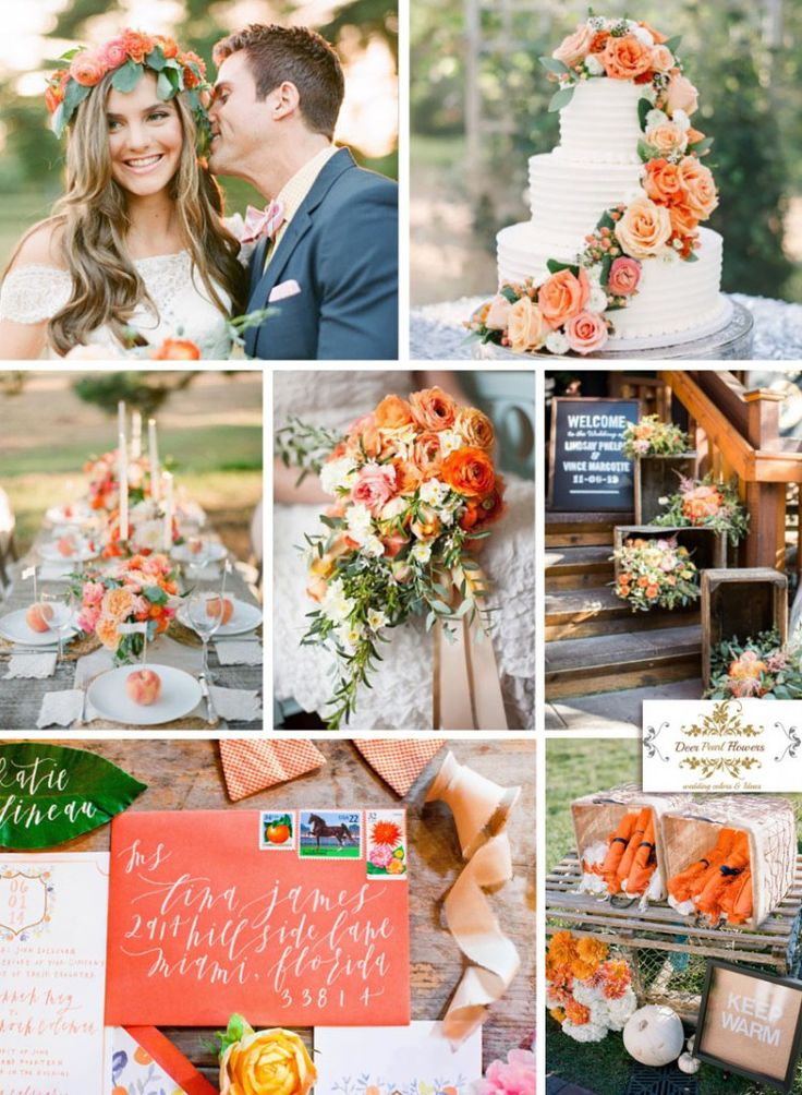 Pantone Top 10 Wedding Color Ideas for Spring 2015 | http://www.deerpearlflowers.com/pantone-top-10-wedding-color-ideas-spring-2015/