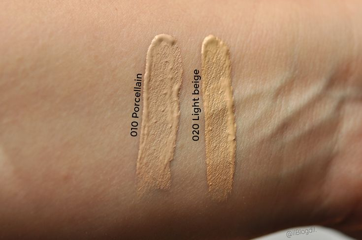 [Review] - Liquid Camouflage High Coverage Concelear Catrice 010 Porcellain & 020 Light Beige + Swatches   Il Blog di I.
