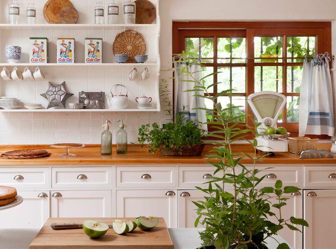 Cocinas market style: el nuevo vintage | kitchens deco en ...