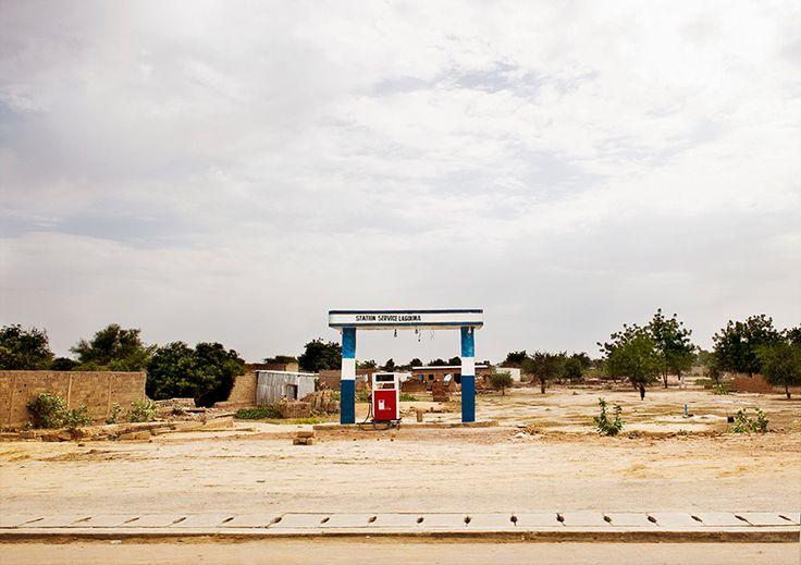 Ölindustrie: Die solitären Zapfsäulen des Tschad (2014)
