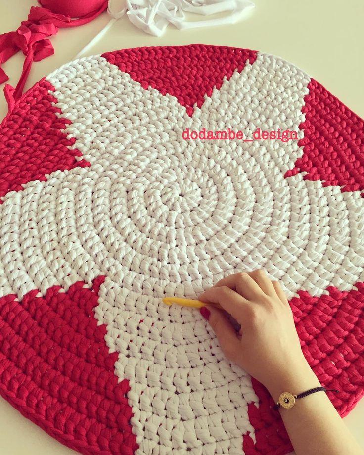 16 best pasbas images on Pinterest | Doilies crochet, Crochet rugs ...