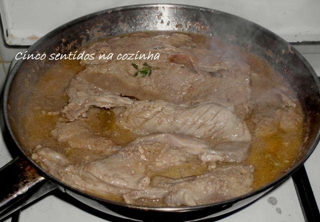 Cinco sentidos na cozinha: Bifanas das feiras