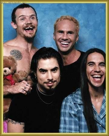 """Red Hot Chili Peppers ( with Dave Navarro) era """"One Hot Minute"""""""