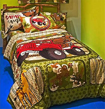 SCOOBY DOO Safari   Boys and Girls Comforter   Twin Bedding. 39 best Scooby Doo images on Pinterest   Scooby doo  Birthday