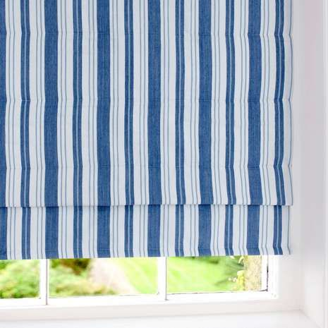 New Haven Blackout Roman Blinds | Dunelm