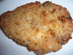 Zesty Italian and Ranch Pork Chops