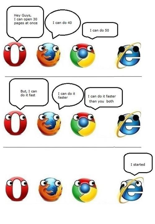 To all IE users..