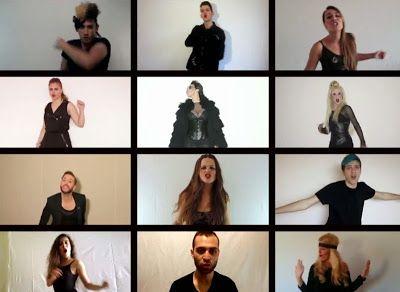 cotibluemos: El sorprendente videoclip de Mónica Naranjo