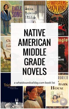 The best Native American chapter books for children ages 7 and up.