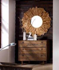 Comó Madia in legno teak : Collection CALVIN