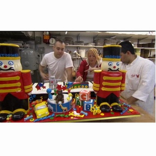 Cake Boss- This one was so cute!
