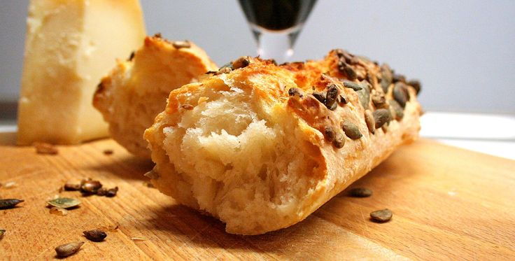 C'est fini, Monsieur Cooking Mumu ne pourra plus râler quand j'aurai (encore) oublié d'acheter le pain !! Même que je vais encore plus oublier de l'acheter, maintenant que... Suite... »