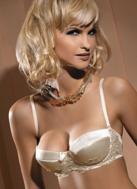 Rokoko Bridal Bra from Moonrise Lingerie. Find more ...