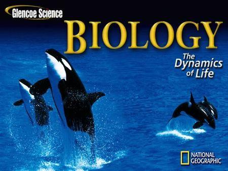 Table of Contents – pages iv-v Unit 1: What is Biology? Unit 2: Ecology Unit 3: The Life of a CellThe Life of a Cell Unit 4: Genetics Unit 5: Change.