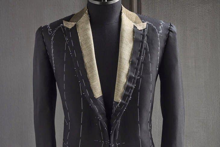 El traje de chaqueta, la elegancia masculina.