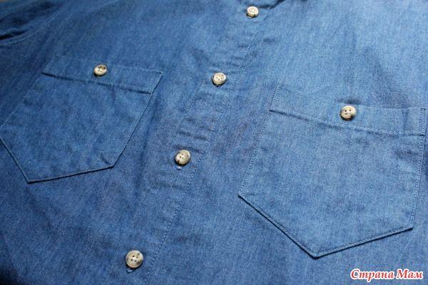 Как быстро и просто сделать симметричными накладные карманы, МК - Из ученицы - в профессионалы шитья. - Страна Мам