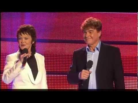 Frank Schöbel & Katrin Sass - Die Sprache der Liebe ist leis 2012