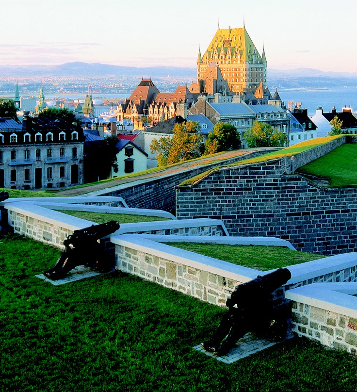 Quebec City... I want to go back :)