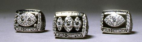 superbowls | Oakland Raiders | Super Bowl Victories