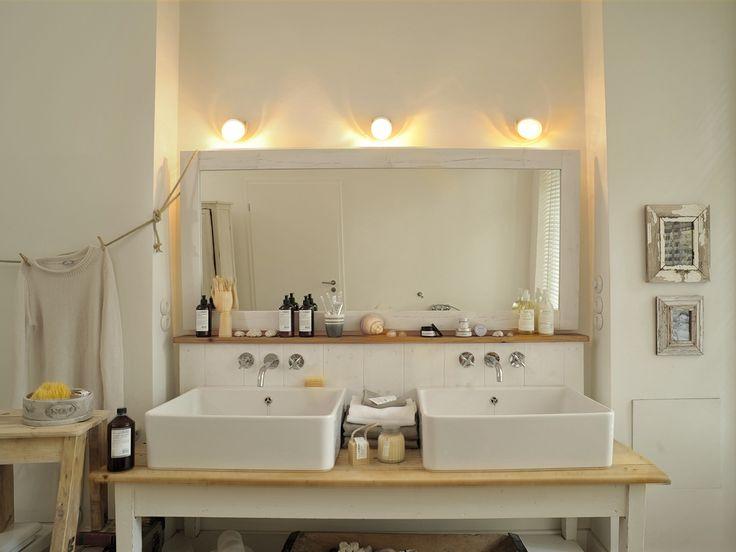 30 best Badezimmer images on Pinterest Barefoot, Bathrooms and Simple - bad spiegel high tech produkt badezimmer