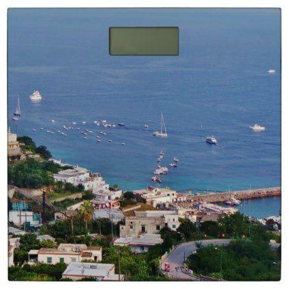 #customize - #Mediterranean Vacation Bathroom Scale