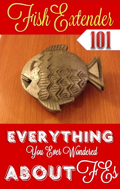 FE 101: Everything you ever wanted to know about fish, why they need extending and how to enjoy this gift exchange on your Disney cruise! Fish Extender Help!