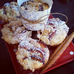Pflaumen Frischkäse Muffins Rezept…