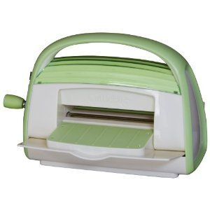 Cuttlebug Machine V2.  Comes with all necessary cutting pads you need to get started.  Buy now for $53.99, You Save(40%) limited time offer.