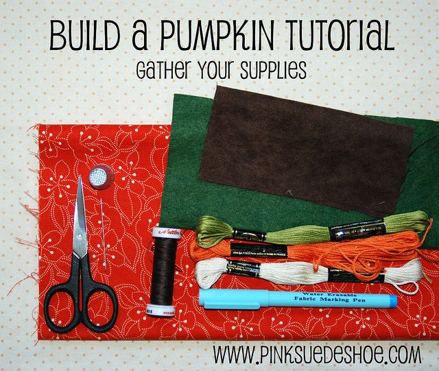 Fall Pumpkins Tutorial « pinksuedeshoe