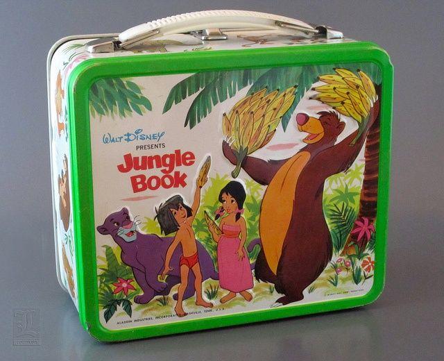 Antique Lunchboxes | vintage lunch boxes