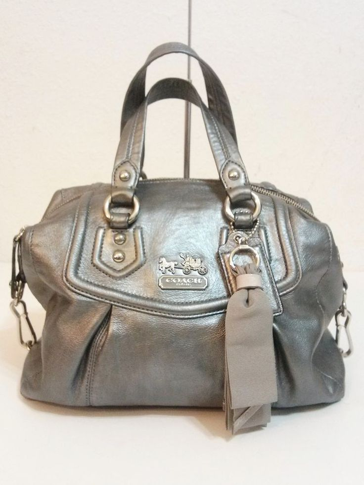 45 best My Coach Bags For sale images on Pinterest | Coach bags ...