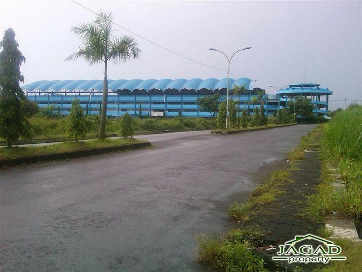 Jagad Property: Tanah dijual di Jogja depan Stadion Maguwoharjo