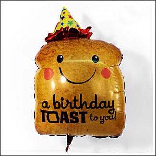 Today is National Toast Day. Celebrate with a birthday toast balloon.  Visit web link in Bio for more ideas and contact info. . . #balloons #balloonart #balloondecoration #balloonsculpture #keighley #westyorkshire #northyorkshire #steeton #skipton #silsden #nationaltoastday #toast
