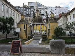 Jardim da manga - Coimbra