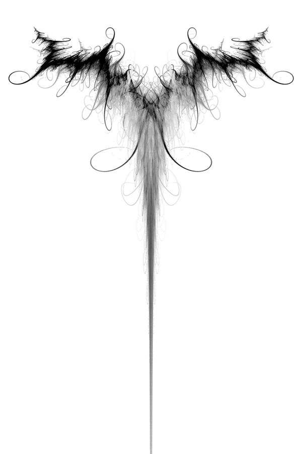Dark Souled Fey wing tattoo by ~DifferentSpin on deviantART                                                                                                                                                      More