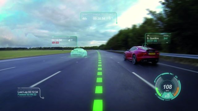 Heads-up displays in cars can hinder driver safety | Ars Technica