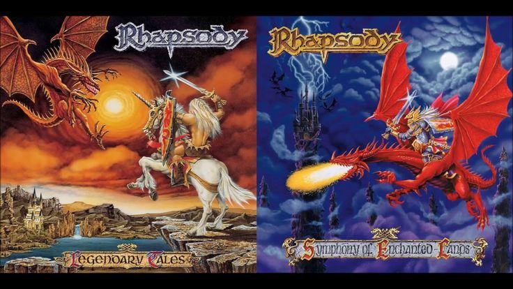 Rhapsody (of Fire) - Best of [HQ]
