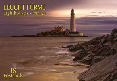 Tushita Postcard Book   Lighthouses
