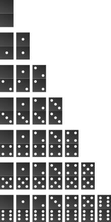 Dominos (jeu) — Wikipédia