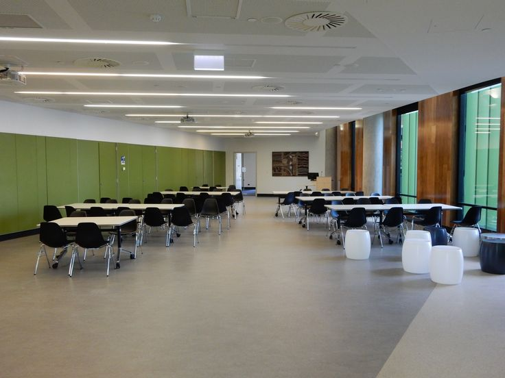 Lowy Cancer Research Centre - Seminar Space