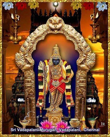 Sri Vadapalani Murugan-Chennai
