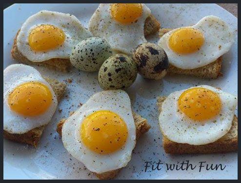 oltre 25 fantastiche idee su uova di quaglia su pinterest ... - Cucinare Uova Di Quaglia