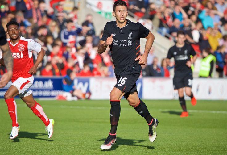Fleetwood Town 0-5 Liverpool: Grujic shines as Liverpool earn five-goal triumph