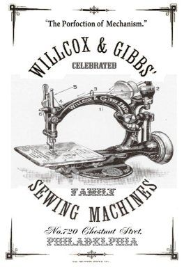 Vintage sewing machine - Todo transfer