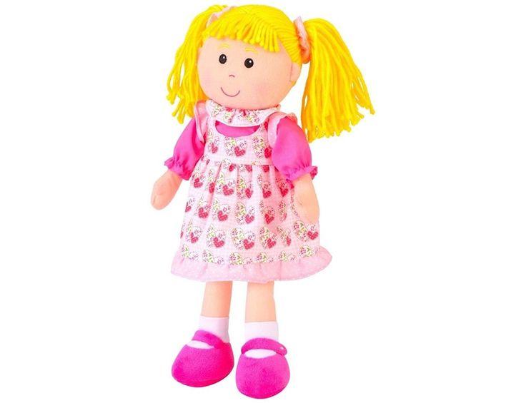 Πάνινες : Πάνινη κούκλα Χρυσομαλλούσα | Toy-Box.gr - Καλά Εκπαιδευτικά Παιχνίδια