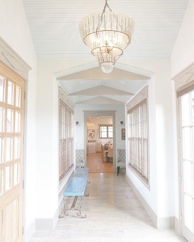 Floor To Ceiling Beadboard In Bathroom: 25+ Best Bead Board Ceiling Ideas On Pinterest