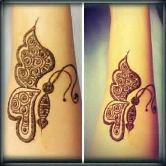 So all the women out there, if you want your special and memorable Eid present then do not miss catching these Arabic Mehndi designs right now.